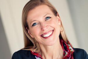 Kristiina Hiukka, founder of Women In Innovation
