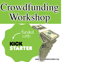 Crowdfunding for women in business